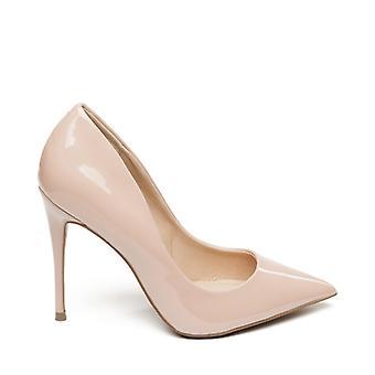 ستيف مادن دايسي السيدات براءة اختراع أحذية المحكمة أحمر الخدود