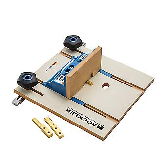 Router Table Box Joint Jig - 1/4in / 3/8in / 1/2in