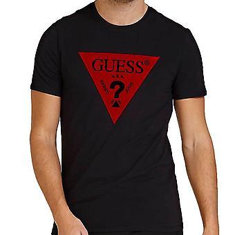 تخمين معبأة مثلث Mens Tshirt