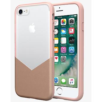 Milk and Honey Suit Up Case for iPhone SE2/8/7 - Rose Gold