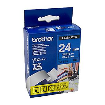 Brother TZe555 Labeling Tape Laminated 12 Mm