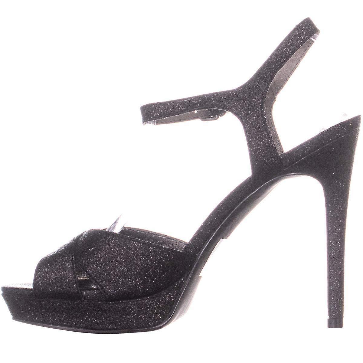 Gæt dame Jordie åben tå særlige lejlighed ankel rem sandaler