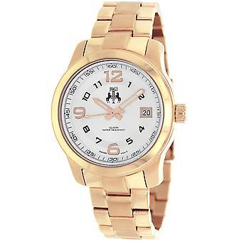 Jivago Women's Infinity Silver dial watch - JV5215