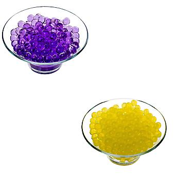 5g Water Balls for Vases Purple Mix