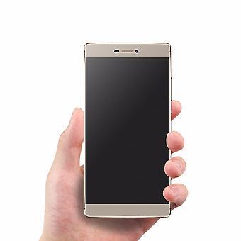 Gepantserde glas voor Huawei P8 Lite echte bescherming folie mobiel Matt