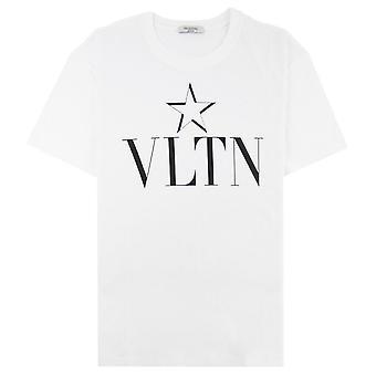Valentino VLTNstar T-shirt Bianco