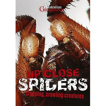 Up Close Spiders by Riley & Kathy