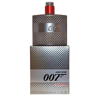 Quantum 007 James Bond Eau de Toilette Spray 75ml