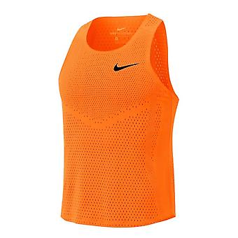 Nike Aeroswift Singlet M AQ5247803 running all year men t-shirt