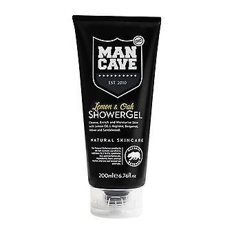 Sprchový gel Péče o tělo Lemon & Oak Mancave (200 ml)