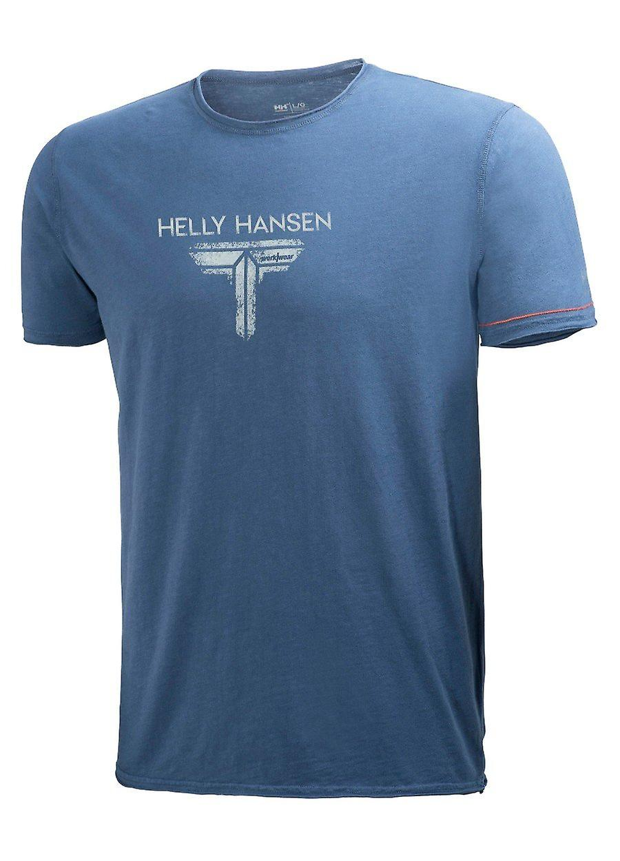 Helly Hansen Mjølner logo t skjorte 79152 | Fruugo NO