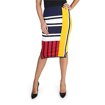 Tommy hilfiger women's skirt blue ww0ww18317