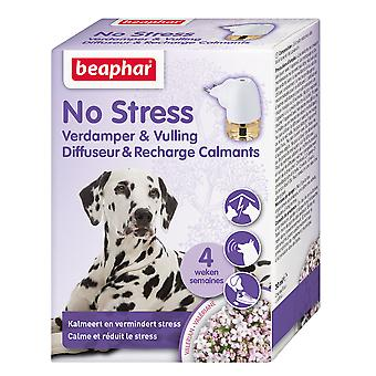 Beaphar No Stress Pack Diffuser and Recharge for Dogs (Dogs , Training Aids , Behaviour)