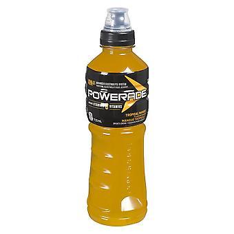 Powerade Ion 4 Mango-( 710 Ml X 12 Bottles )