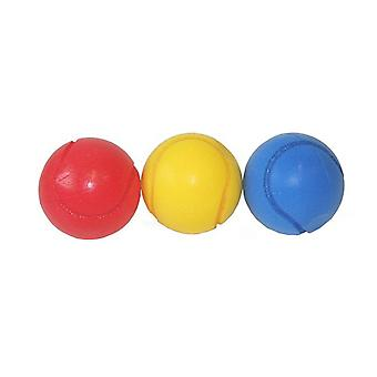 Pack of 3 Sponge Tennis Balls