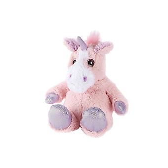 Warmies Pluche Sparkly Unicorn Pink