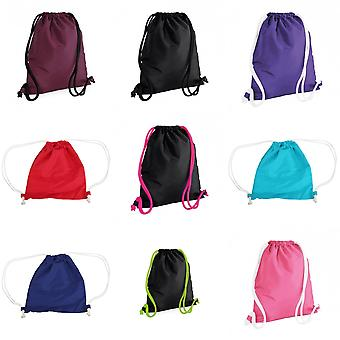 Bagbase Icon Drawstring Bag/Gymsac (Pack of 2)