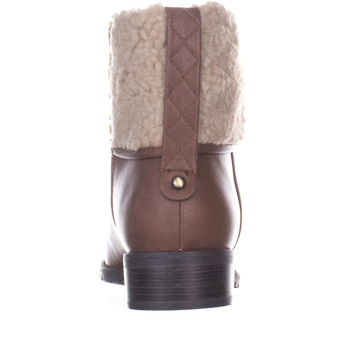 Stil & Co. SC35 Bettey Ankelstøvler, Fat, 6 US