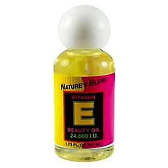 Nature's blend vitamin e 24000 iu oil, 1.75 oz
