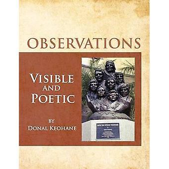 OBSERVASJONER synlig og poetisk av Keohane & Donal