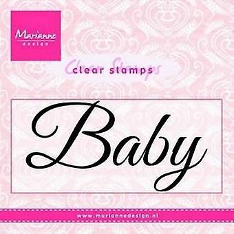 Marianne Design Clear Stamp - Bébé CS0958