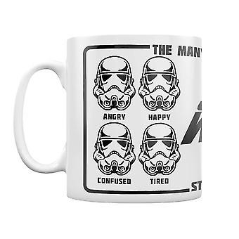 Star Wars, mug-Stormtroopers facial expression