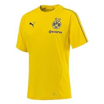 Puma Bvb Trainingsshirt 75335801 universeel zomerhert-shirt