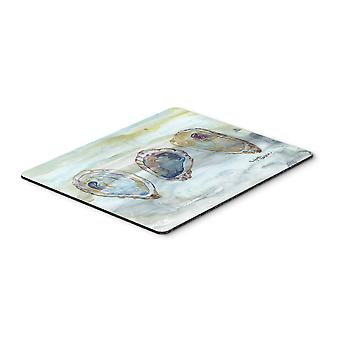 Carolines Treasures  SC2001MP Oysters Watercolor Mouse Pad, Hot Pad or Trivet