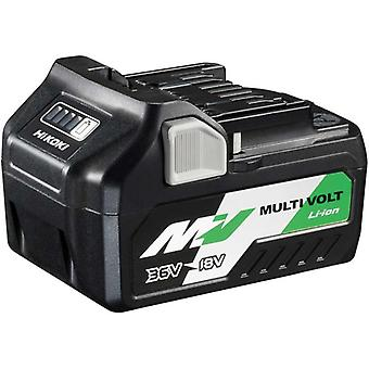 HiKOKI BSL36A18 36V/18V MultiVolt Li-Ion Battery 2.5Ah/5.0Ah