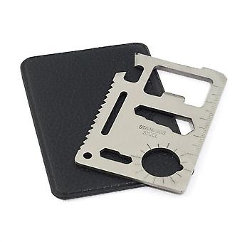 Multitool 11i1 Survival Credit card verly