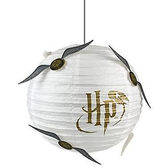 Harry Potter Papier Licht Schatten Golden Snitch