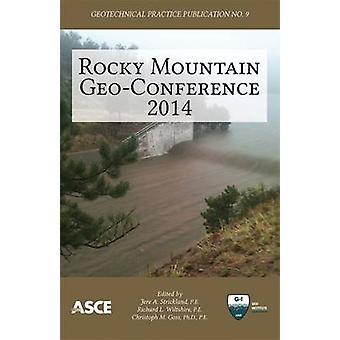 Rocky Mountain Geo-Conference 2014 di Jere A. Strickland - Richard L.