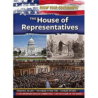 The House of Representatives by Justine Rubinstein - 9781422242346 Bo