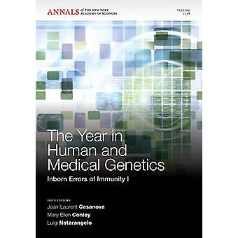 The Year in Human and Medical Genetics - Inborn Errors of Immunity by