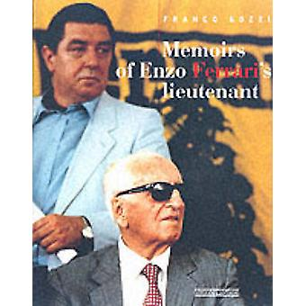Memoirs of Mr Ferrari's Lieutenant by Franco Gozzi - 9788879112581 Bo