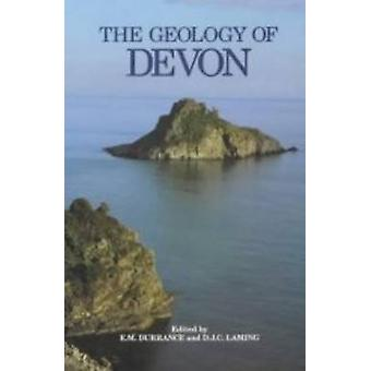 The Geology of Devon (Revised and expanded ed) by E. M. Durrance - E.