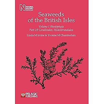 Seaweeds of the British Isles: Corallinales, Hildenbrandiales v. 1, pt. 28
