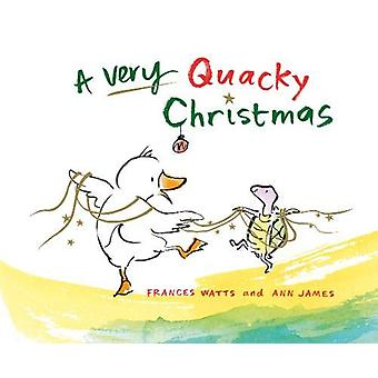 A Very Quacky Christmas by Frances Watts - 9780733333743 Book