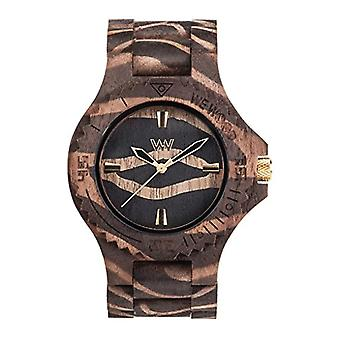 WEWOOD Analog quartz men with wooden Strap WW40002