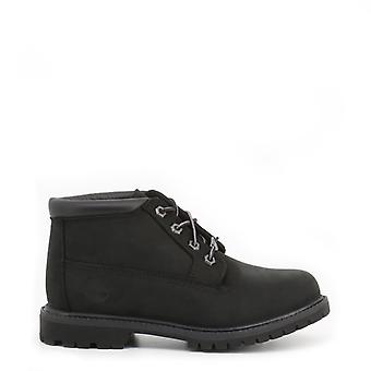 Timberland Women Black Ankle boots -- NELL866992