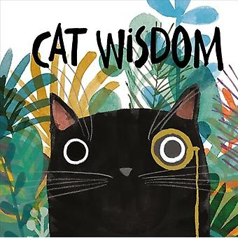 Planet Cat Cat Wisdom by Illustrated by Angie Rozelaar