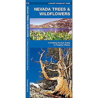 Nevada Trees & Wildflowers - A Folding Pocket Guide to Familiar Sp