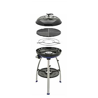 Cadac Carri Cheff 2 BBQ with Dome Lid Black