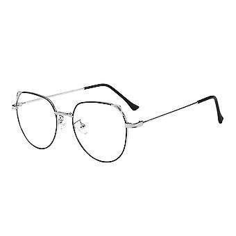 Anti Sininen valo lasit, Cat Korvat - hopea / musta
