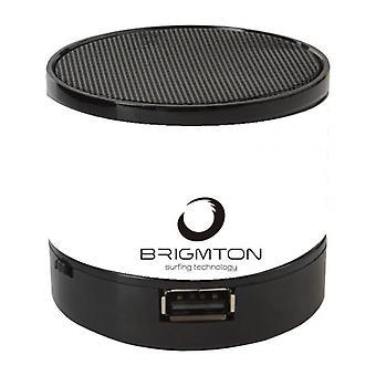 Bluetooth reproduktory BRIGMTON BAMP-703 3W FM