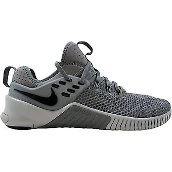 Nike Free Metcon Cool Grey/Wolf Grau-Schwarz AH8141-006 Männer's