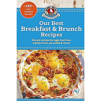 Our Best Breakfast & Brunch Recipes by Gooseberry Patch - 9781620