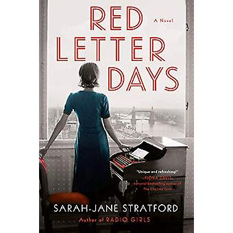 Red Letter Days by Sarah-Jane Stratford - 9780451475572 Book