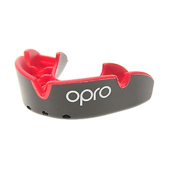 Opro Silver Youth Mouthguard