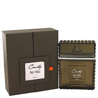 Cindy For You Eau De Parfum Spray By Cindy C. 3 oz Eau De Parfum Spray